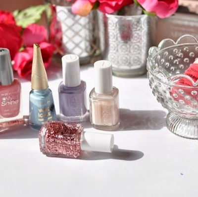 Beauty: Favourite Spring Nail Polishes