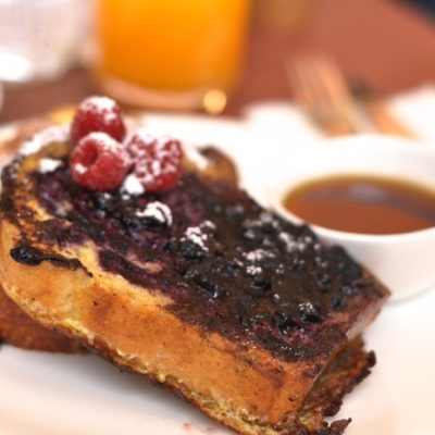 French Toast at Joseph Genuss
