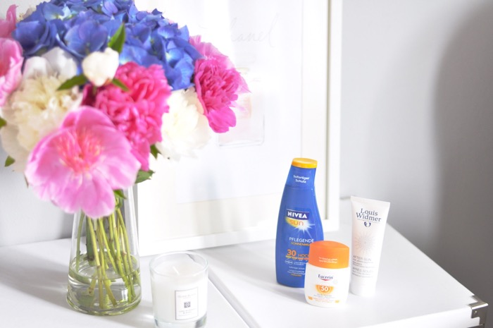 Sun Protection for Face & Body