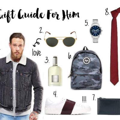 Christmas Gift Guide for Him