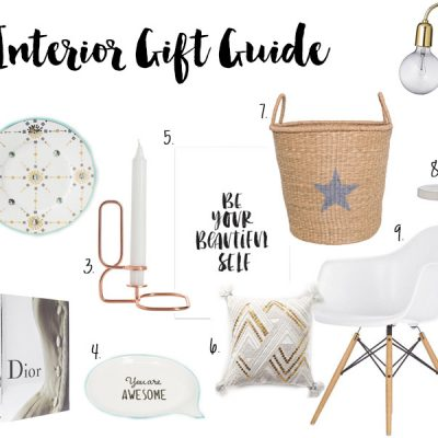 Christmas Interior Gift Guide