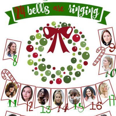 Blogger Adventskalender: 24 Bells are ringing!