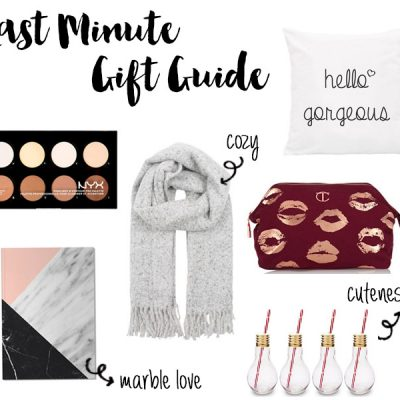 Last Minute Christmas Gift Guide under 50 €