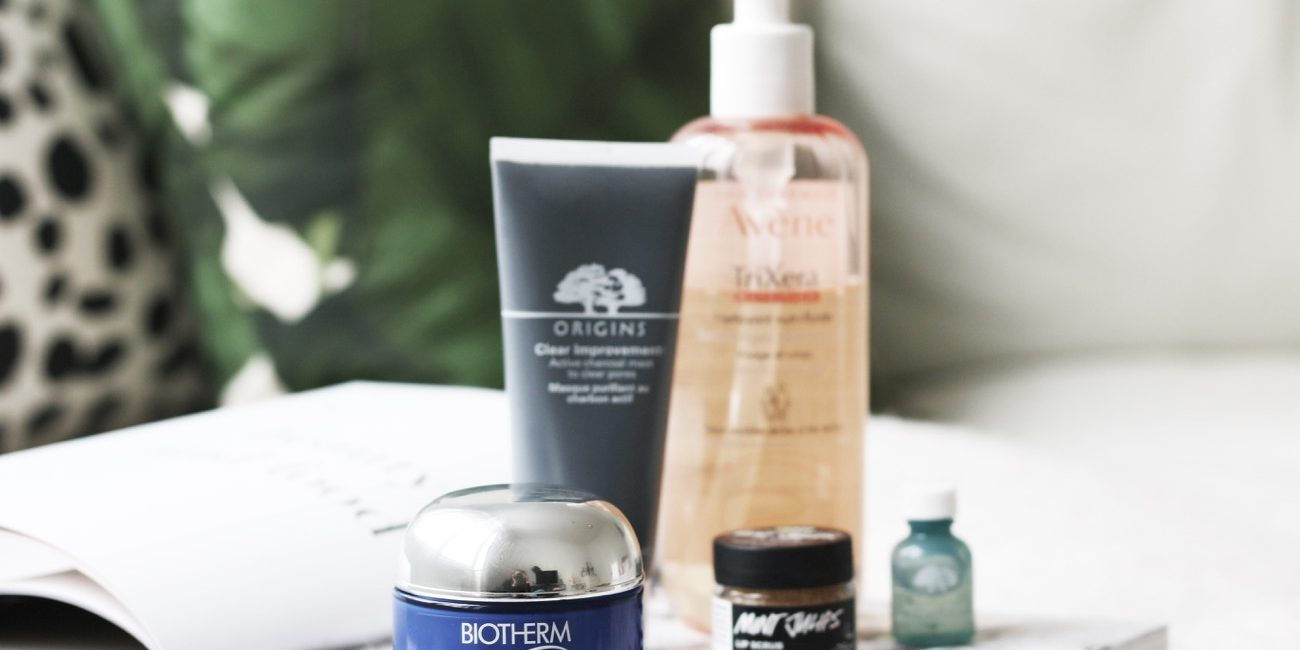 My 5 Favorite Spring Beauty Products