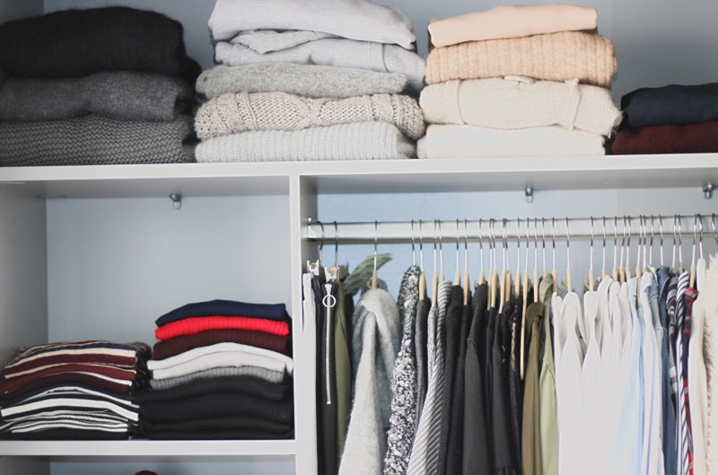 How To Clean Out Your Closet Closet Organizing Tips