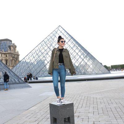 Paris Outfit Day II – Musée du Louvre