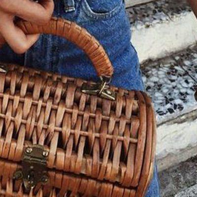 Inspiration: Basket Bag Trend