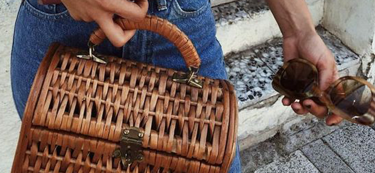 Inspiration: Basket Bag Trend
