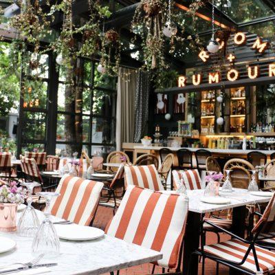Istanbul Dinner Spot: Room + Rumours