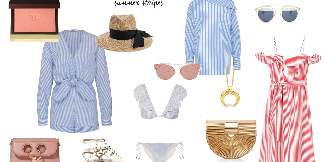 Monday Cravings: Summer Stripes