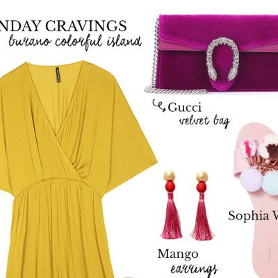 Monday Cravings: Burano Colorful Island