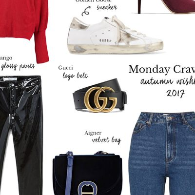 Monday Cravings: Autumn Wishlist