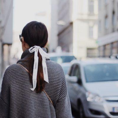 Chanel Hair Bow
