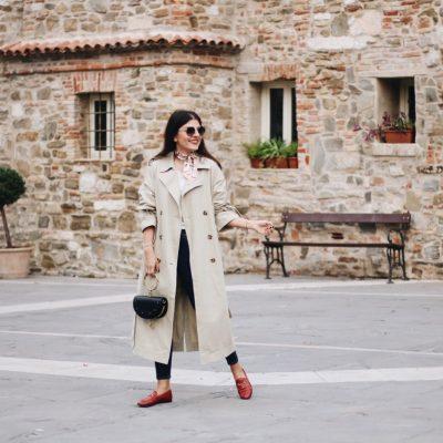New in: Fendi Silk Foulard
