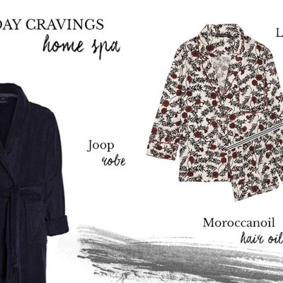 Monday Cravings: Home Spa Night