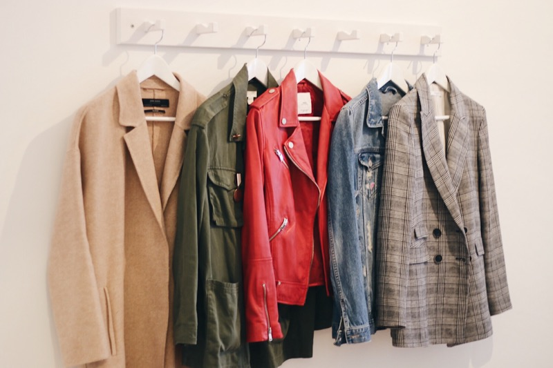 how to build up a fall wardrobe_basic jackets