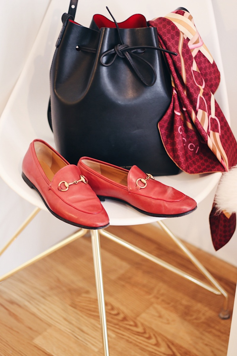 how to build up a fall wardrobe_loafer