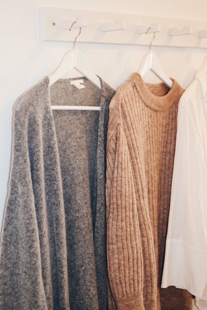 how to build up a fall wardrobe_knitwear