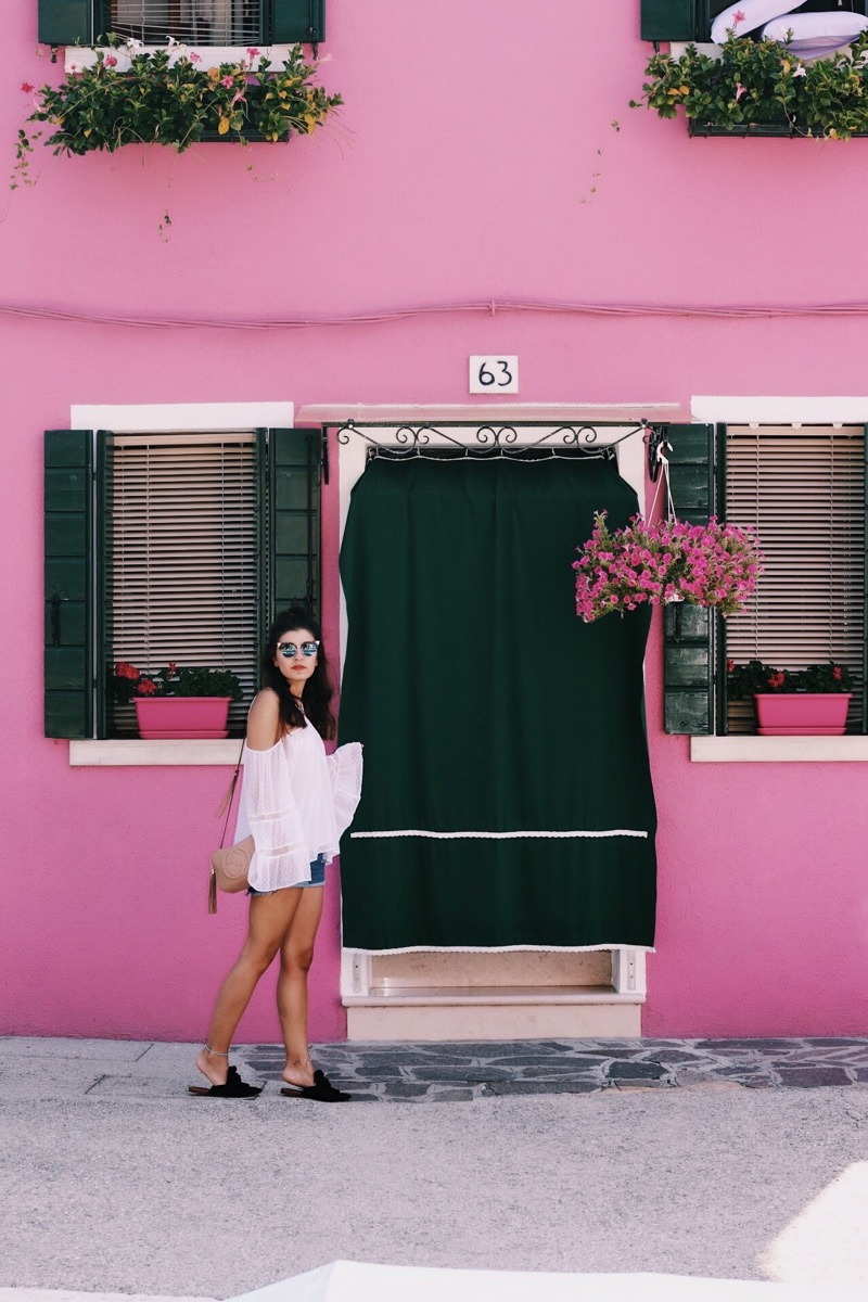 Burano Travel Diary