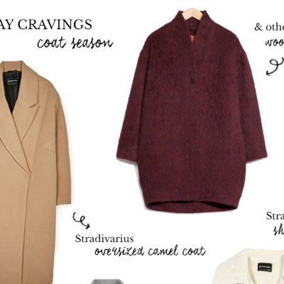 Monday Cravings: Coat Season