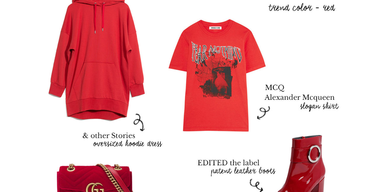 Monday Cravings: Trend Color Red