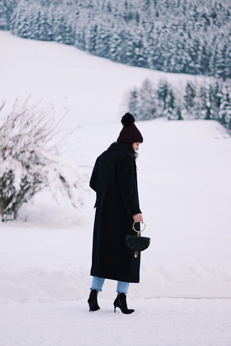 How to rock the sock boot trend for winter
