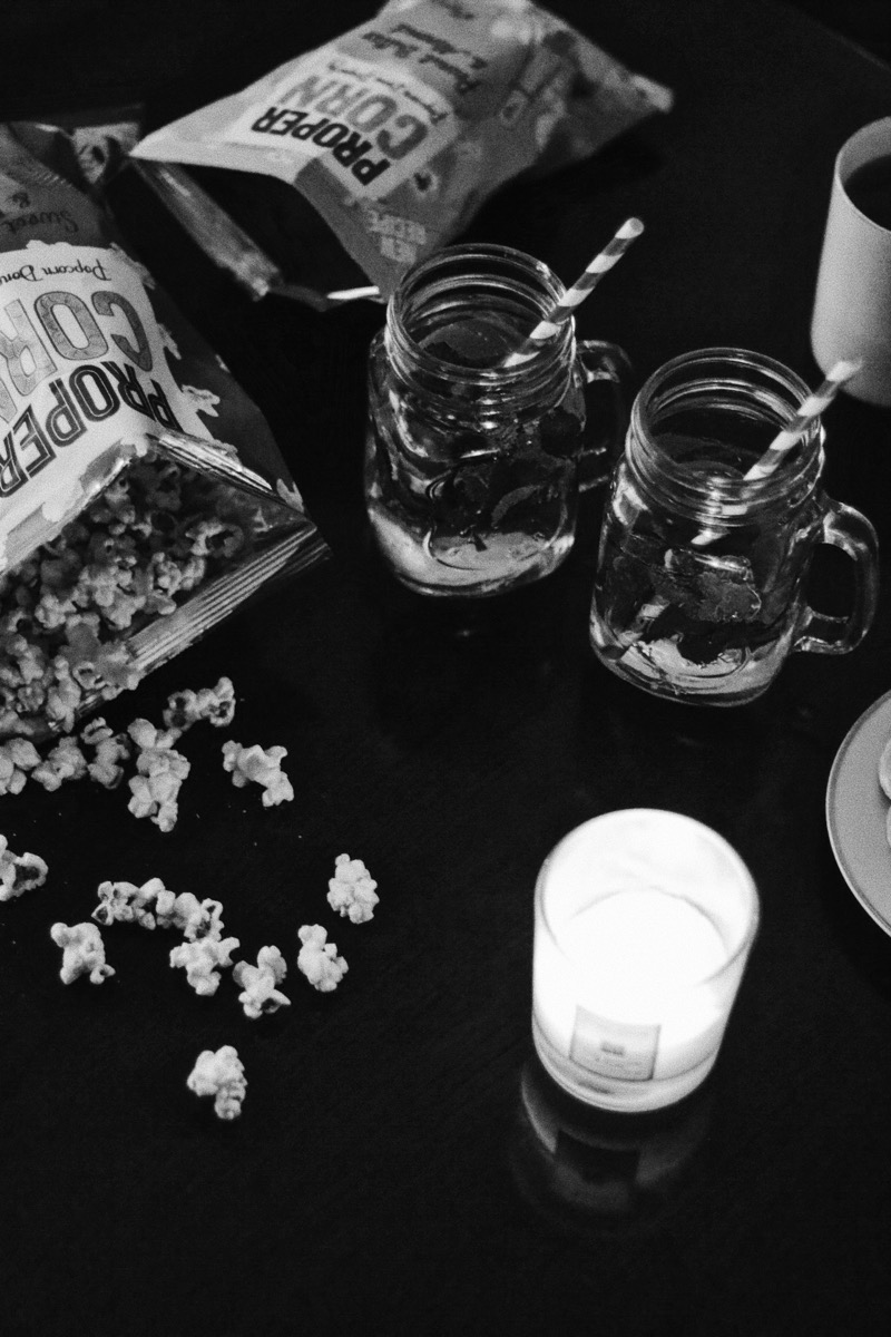 Ultimate Guide for the perfect Movie Night
