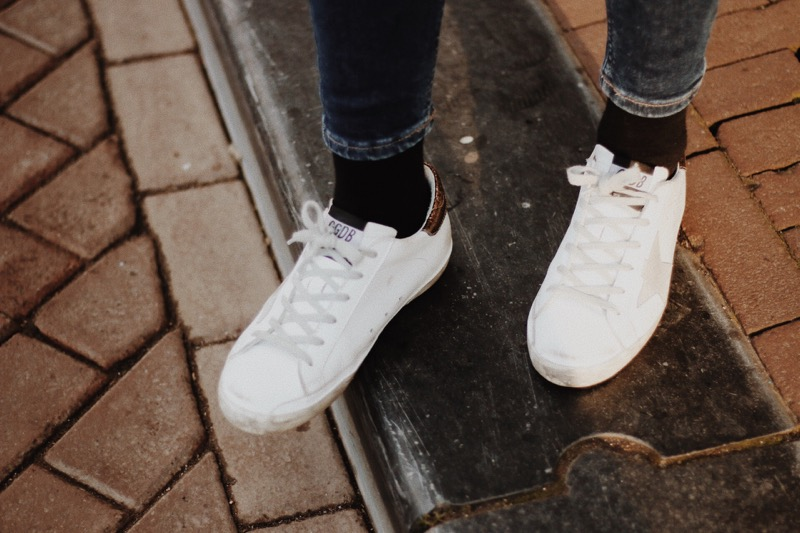White Faux Fur Jacket