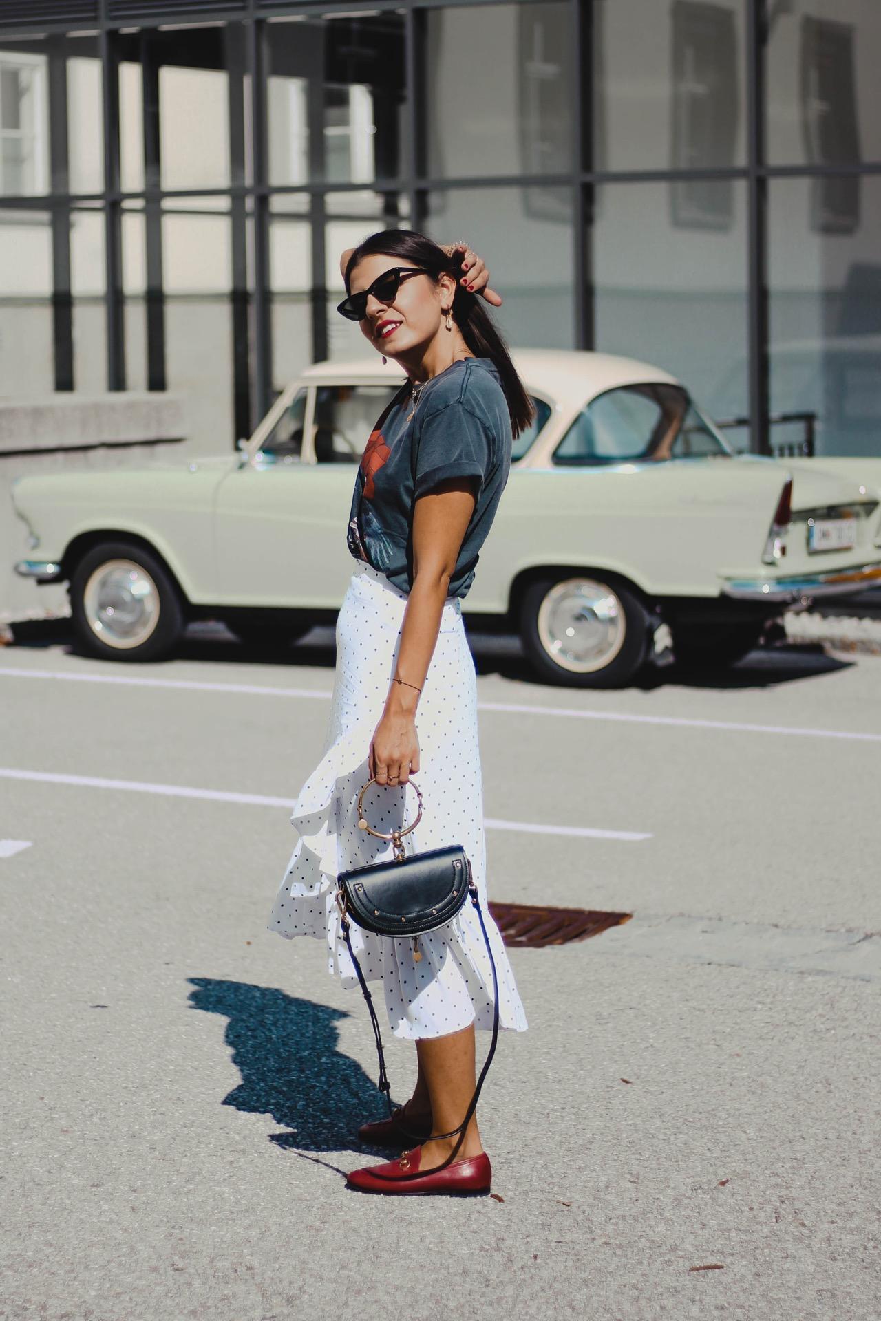d76a59c4 Anine Bing Vintage Bing Tee - Fashionnes - Mode und Lifestyle Blog