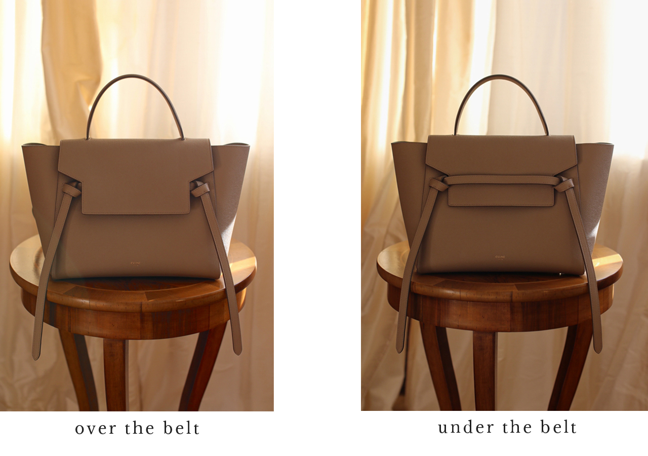 Celine Mini Belt Bag Review En Fashionnes Mode Und Lifestyle Blog